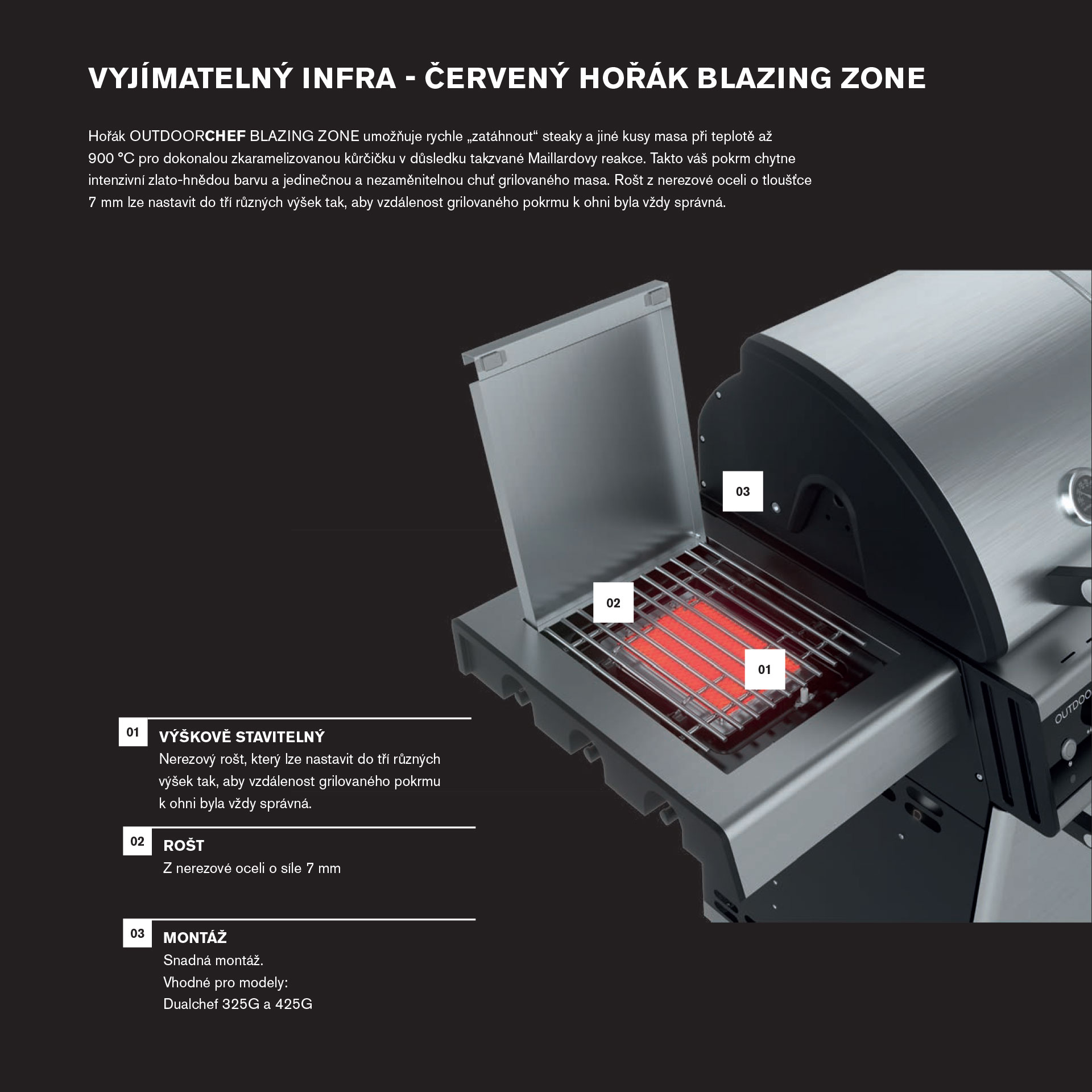 Blazing zone